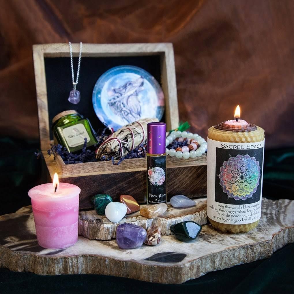 Intuitive Treasure Box