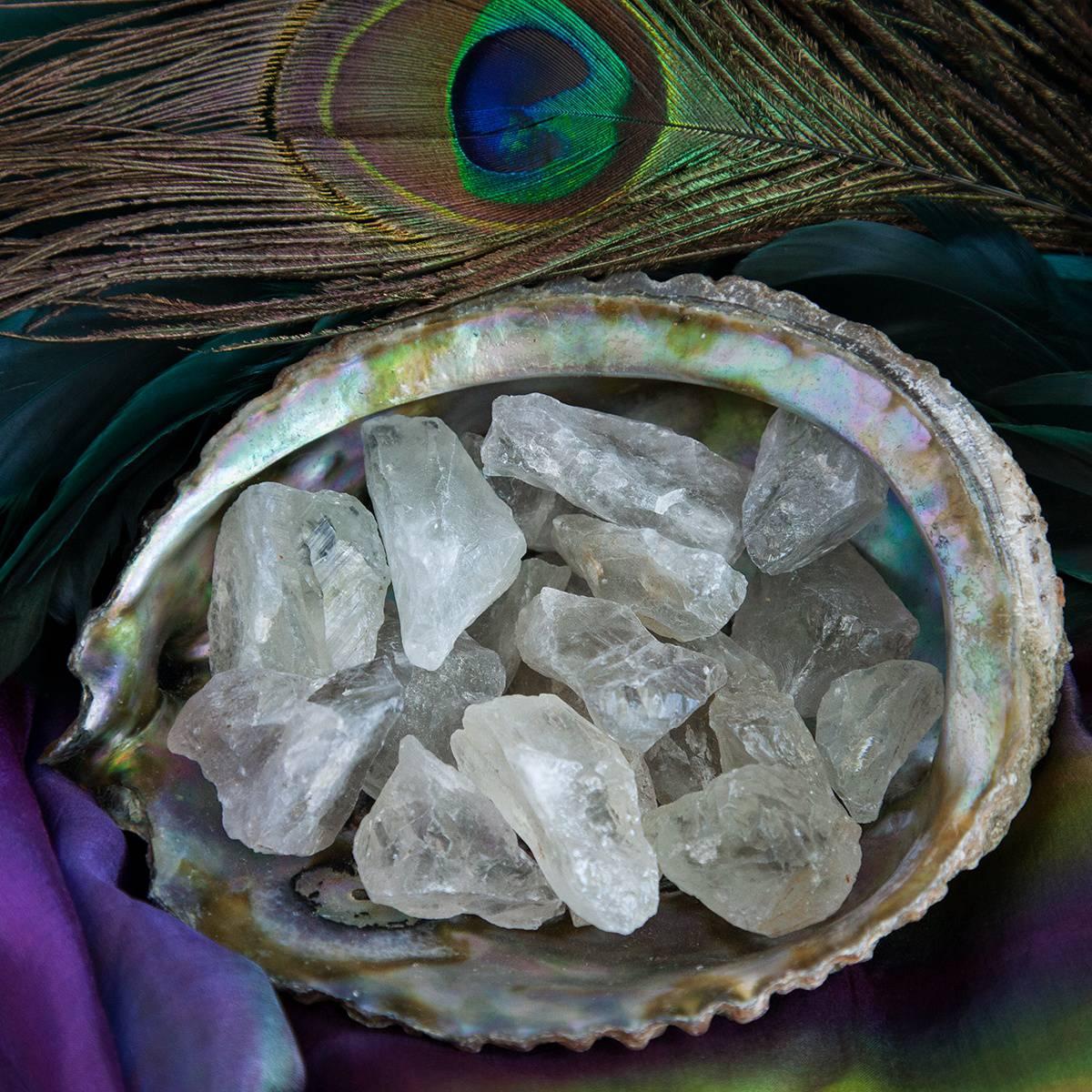 natural prasiolite