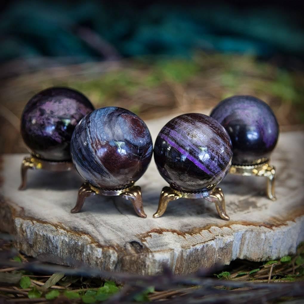Sugilite Spheres