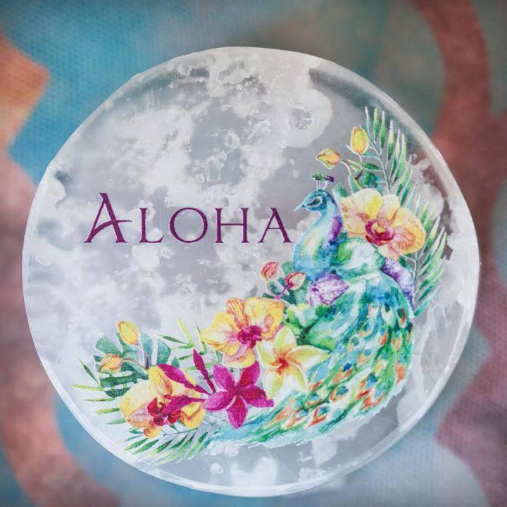selenite aloha discs