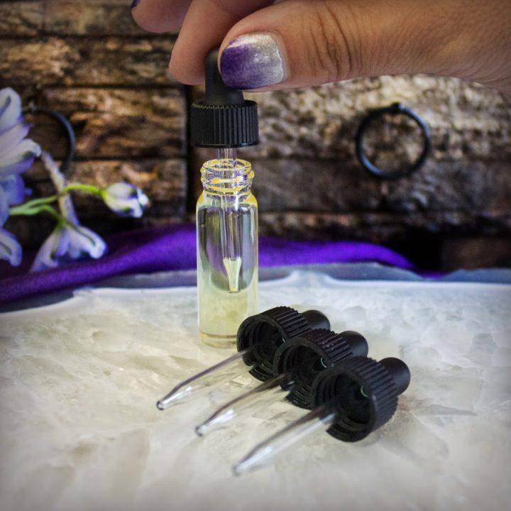 Glass Droppers for Your Aromagic Drams