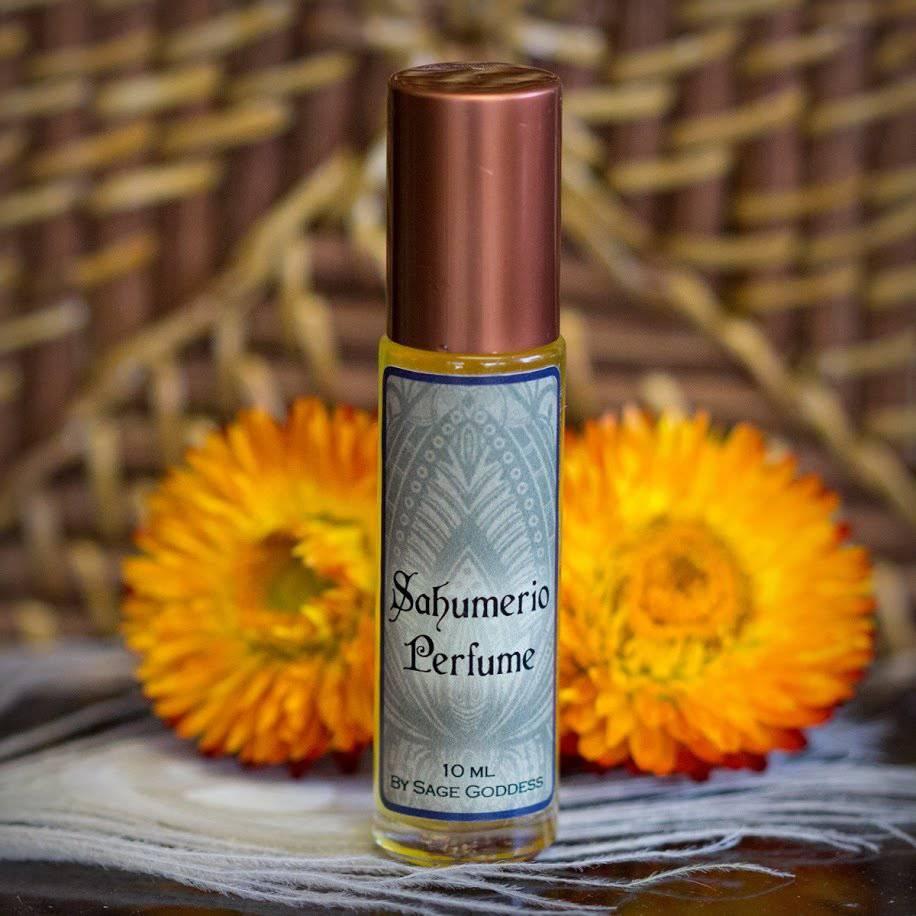 Sahumerio Shamanic Clearing Perfume