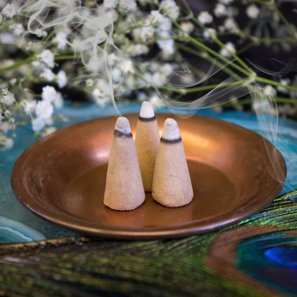 Small Incense Cones