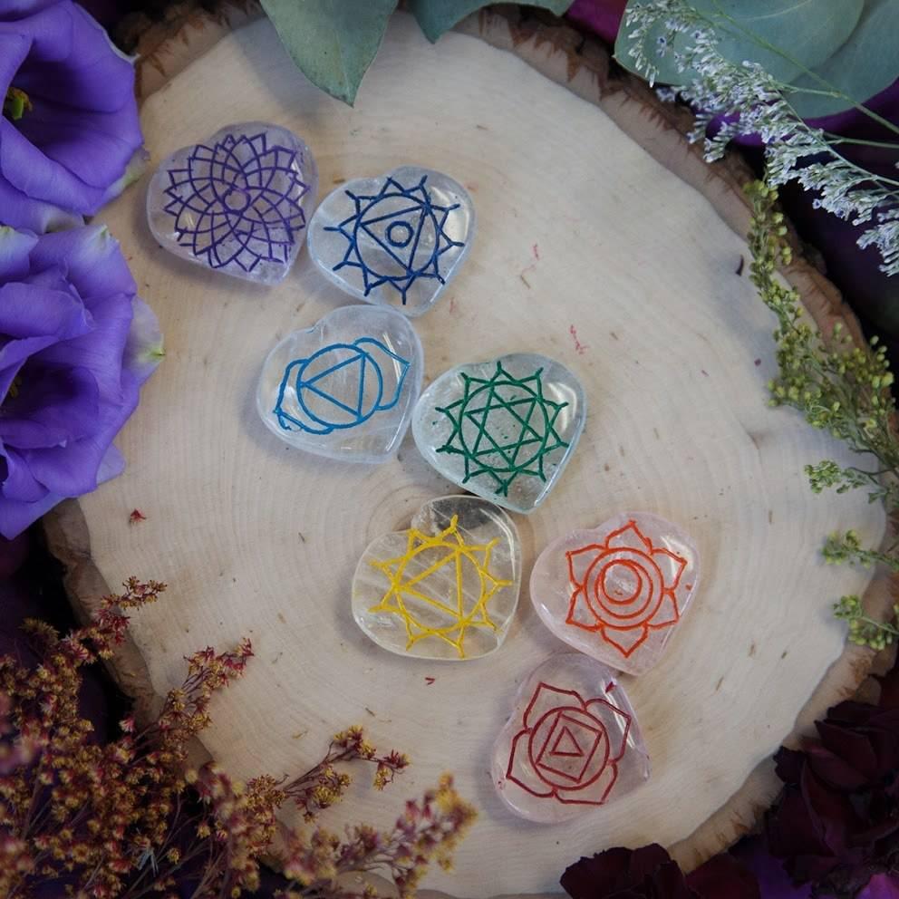 love your chakra set