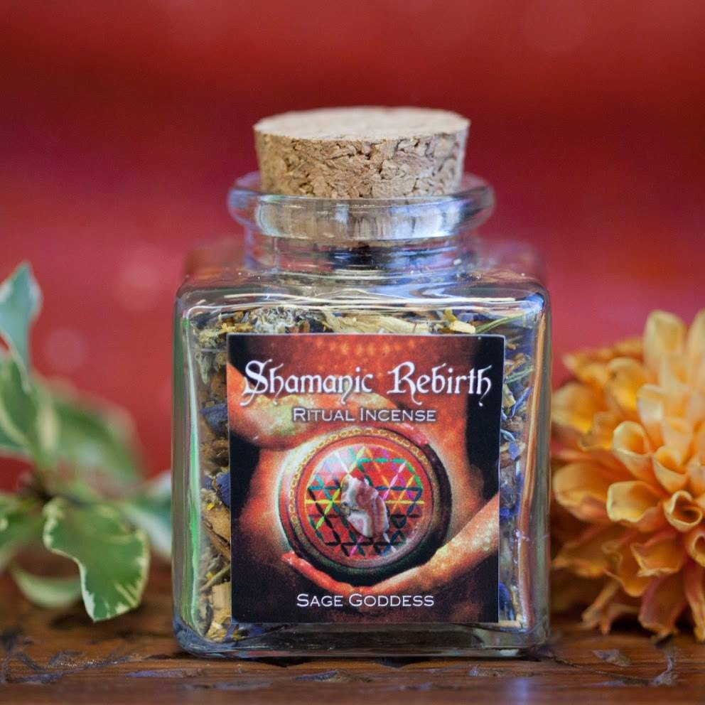 Shamanic Rebirth Incense