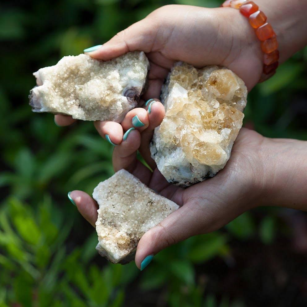 Spiritual Abundance Clusters