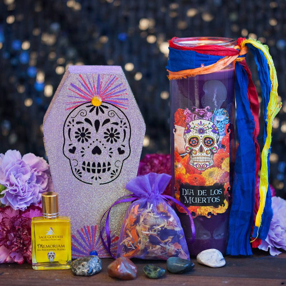 Dia de los Muertos Altar Set
