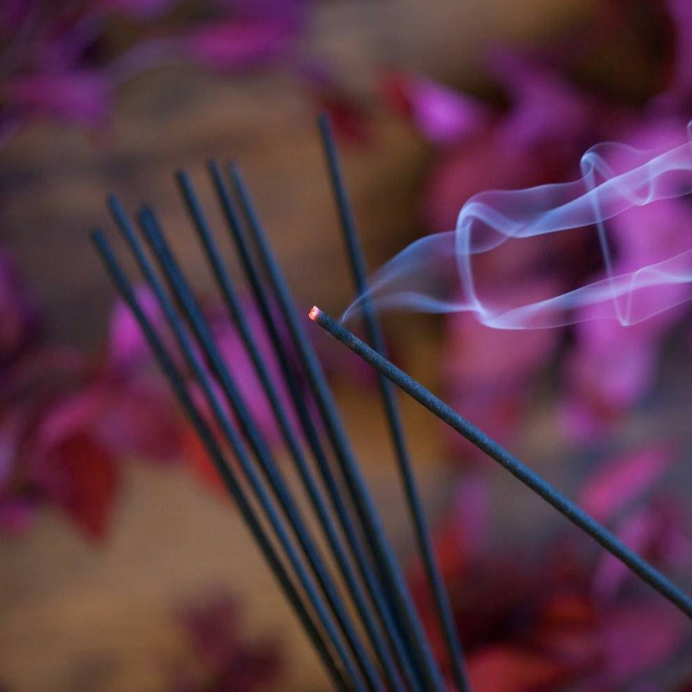 Dragon's Blood incense for protection, strength, and power