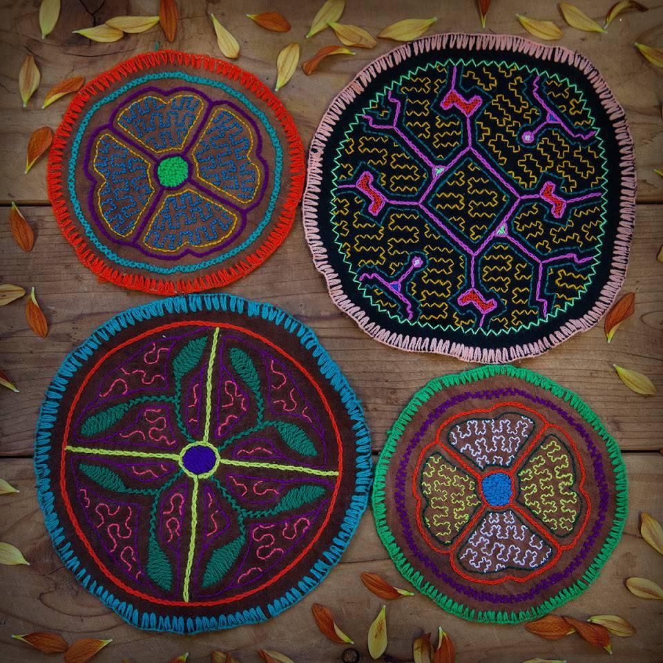 Shipebo Altar Cloth