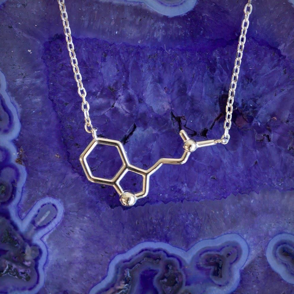 Spirit Molecule Necklaces