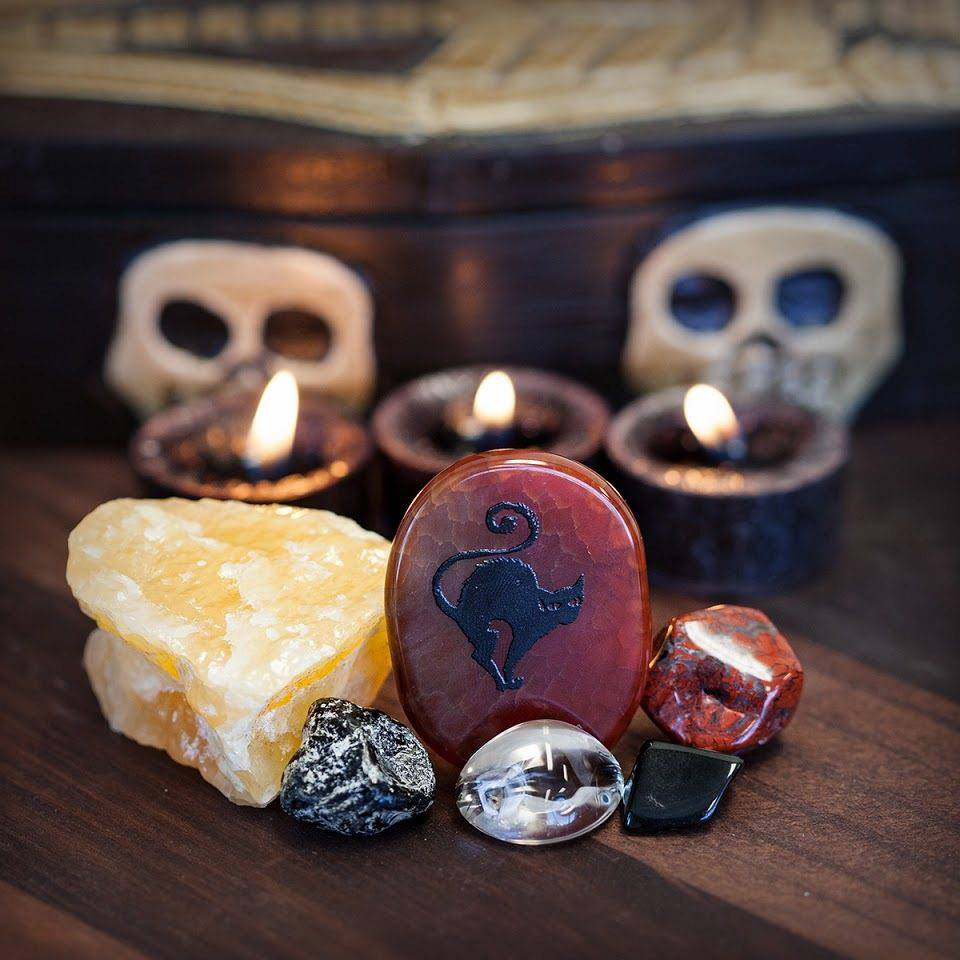 Stones of Halloween
