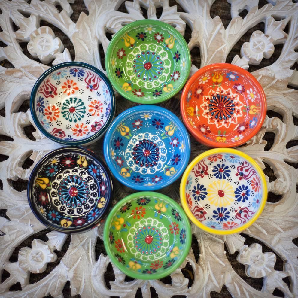 Turkish Altar Bowls