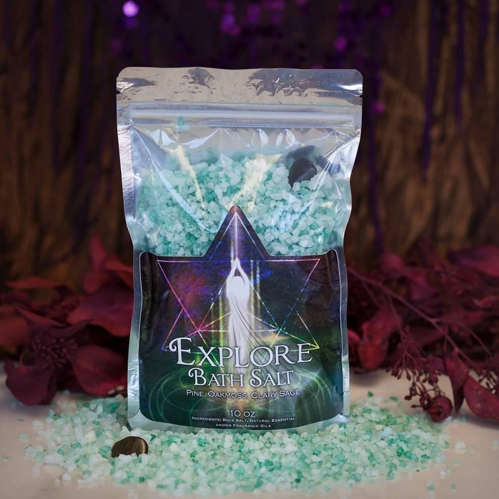 explore bath salt