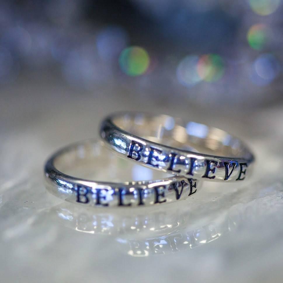 Believe Rings