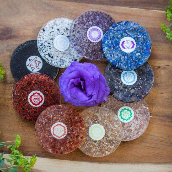 Chakra Plate Collection 5_25