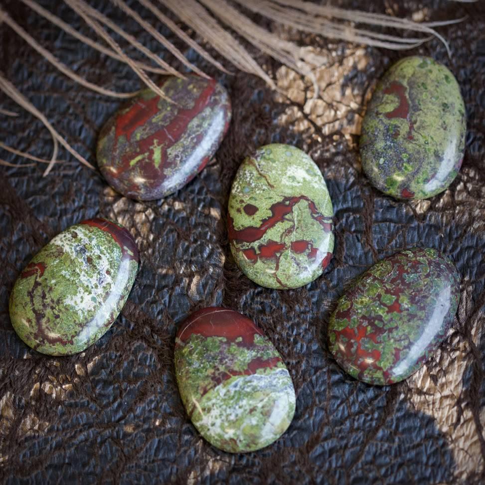 Dragonstone Worry Stone