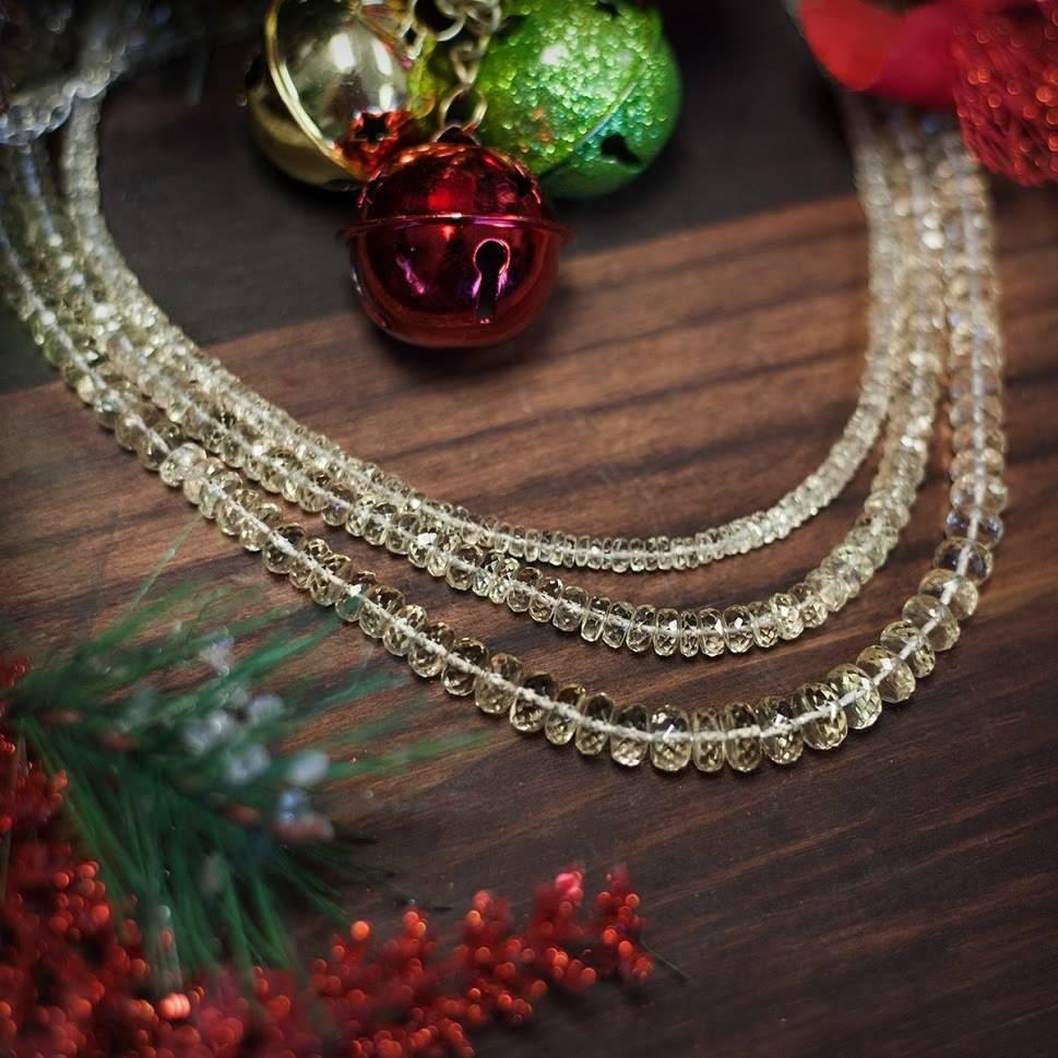 Empowerment Beaded Necklaces