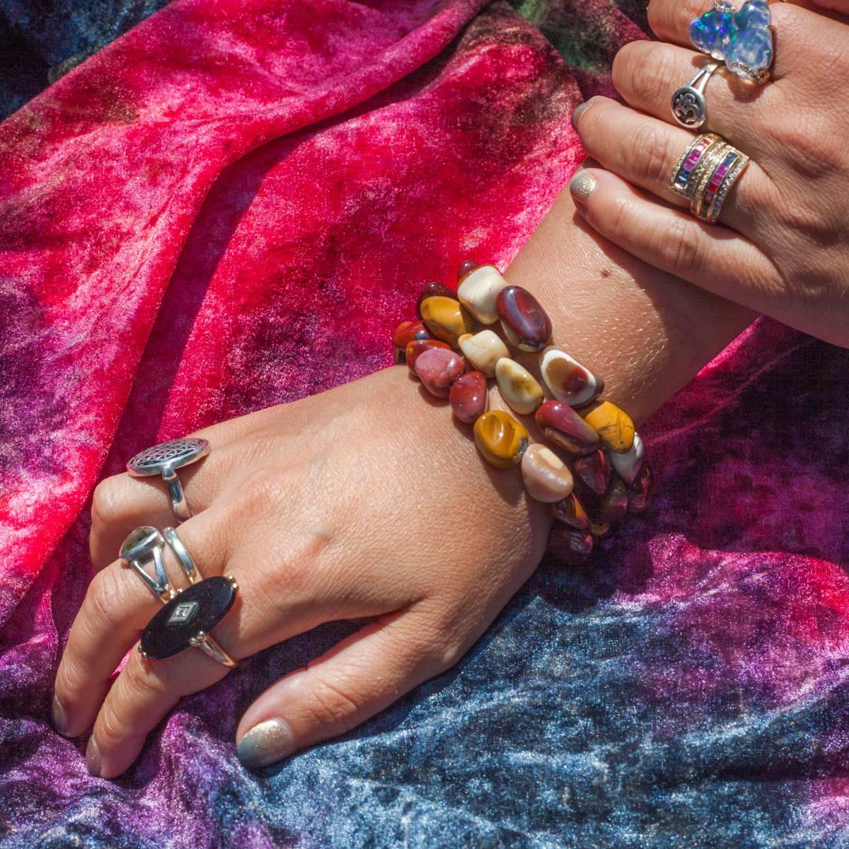 Gorgeous Goddess Bracelets _ 1 of 2_ 7_7