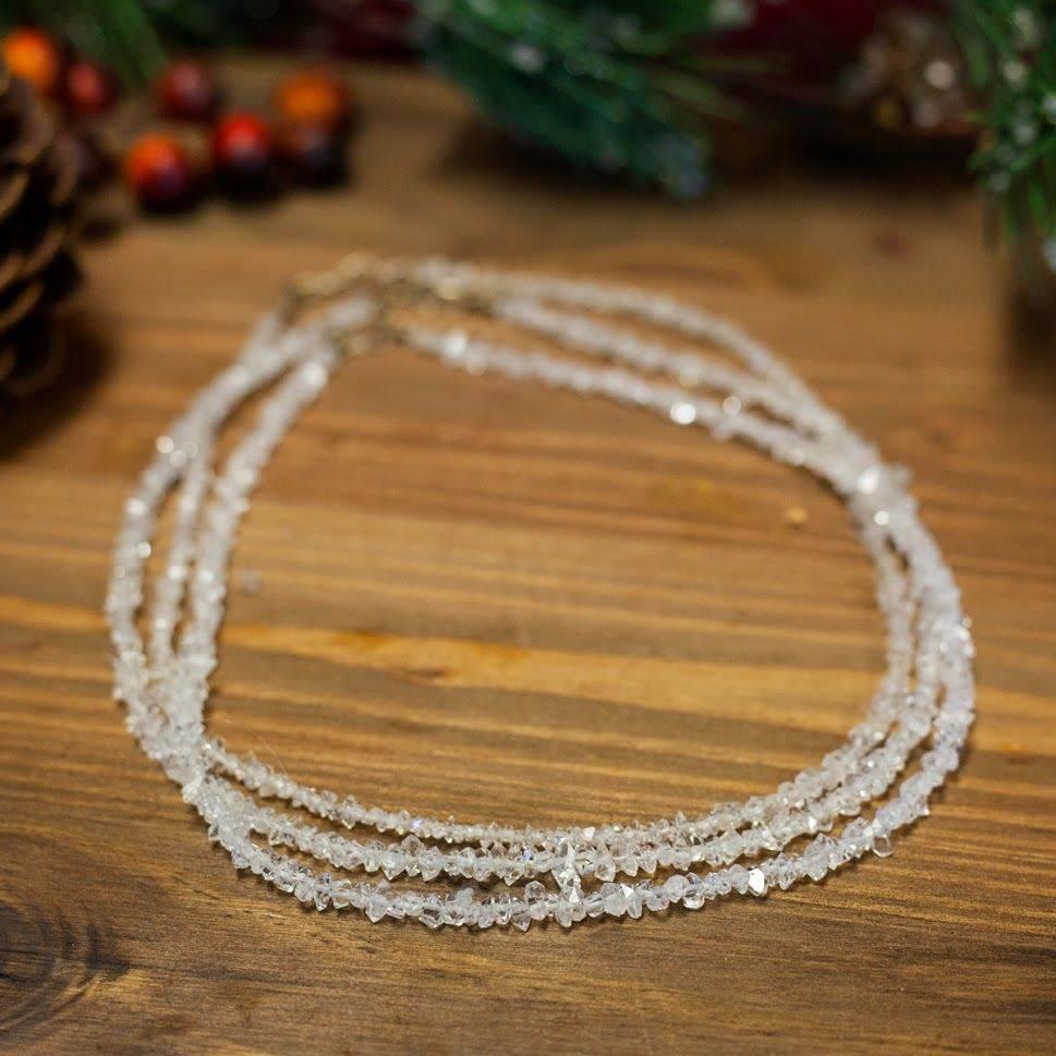 Herkimer Diamond Necklace Primary