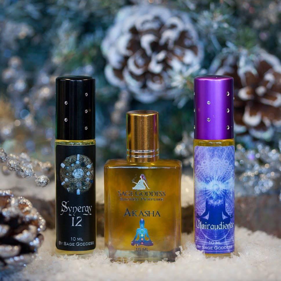 Hightened Awareness Perfume Trio