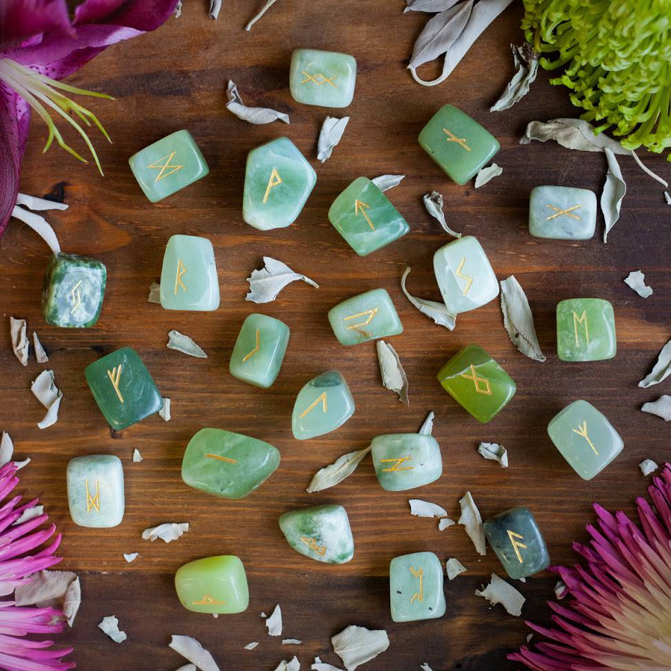 Jade Runes