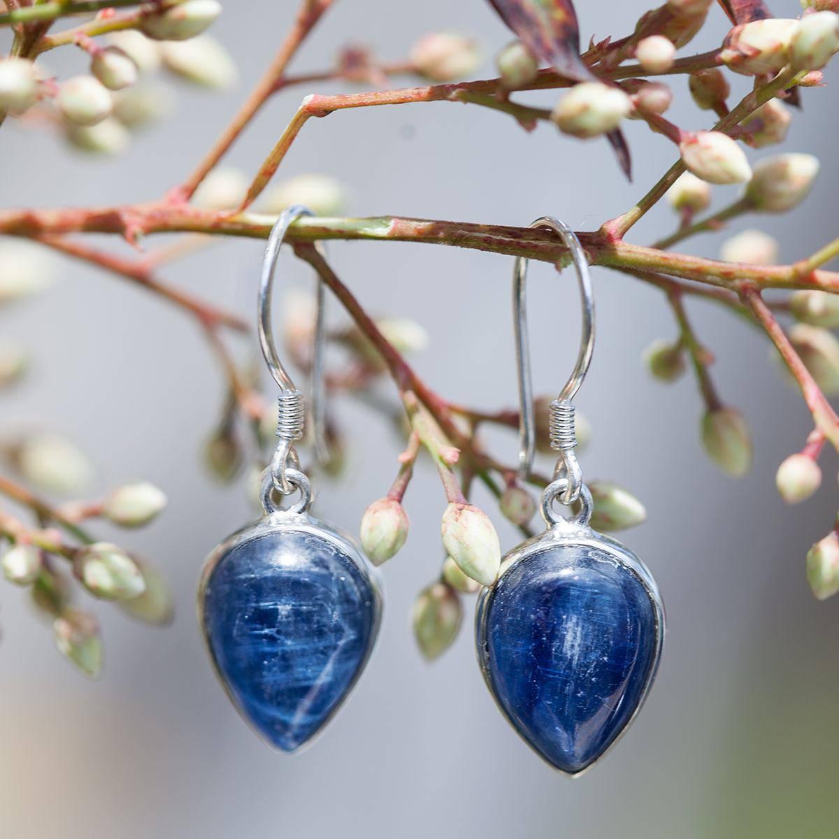 Kyanite Earrings 4_27