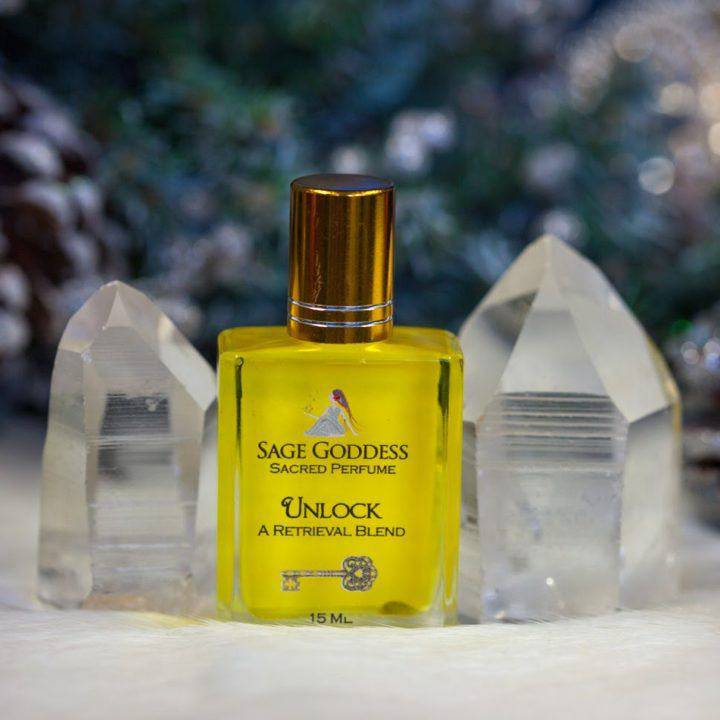 Lemurian Quartz Generator with Unlocked Perfume