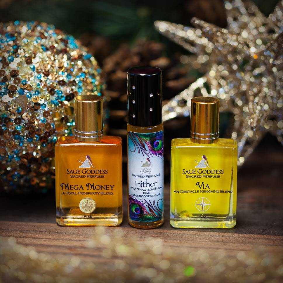 Manifest Your Magic Perfume Trio