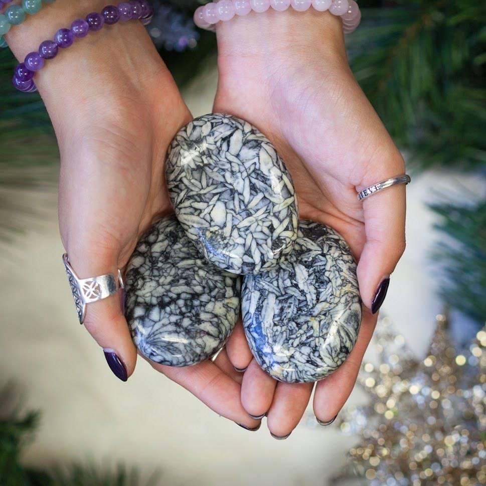 Pinolith Palm Stone
