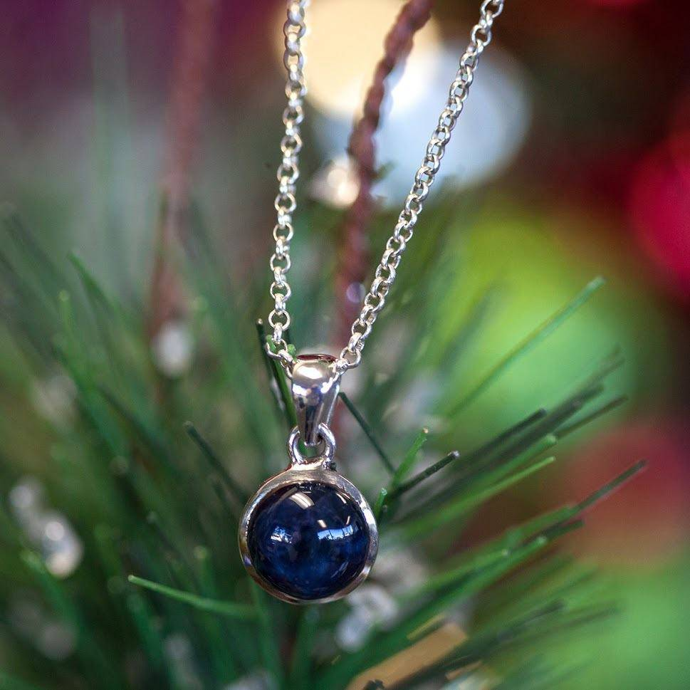 Star Sapphire Pendant