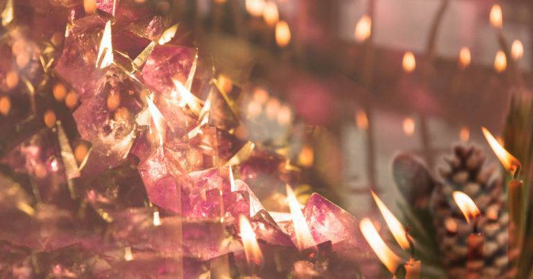 Christmas Heralds the Dawn of Light Divine