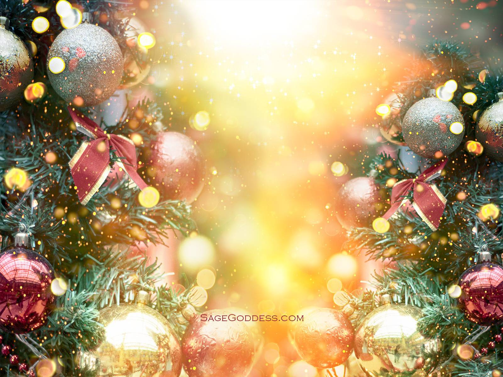 Christmas Free Images.Free Custom Sage Goddess Downloadable Christmas Screensaver