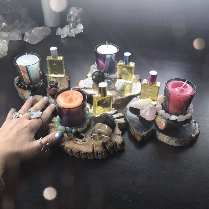Desk Altar Set DD 12_25
