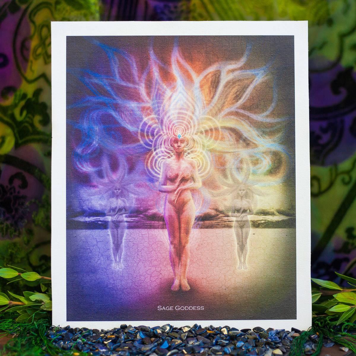Divine Contentment Canvas 12_21