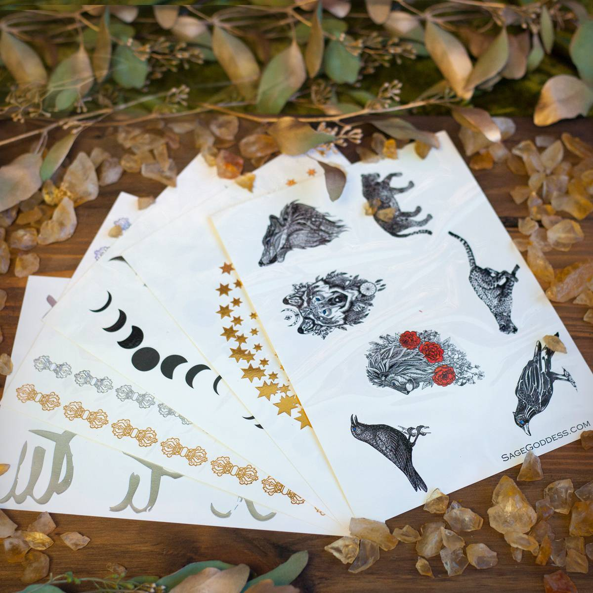Flash Tattoo Five Pack Secondary 12_11