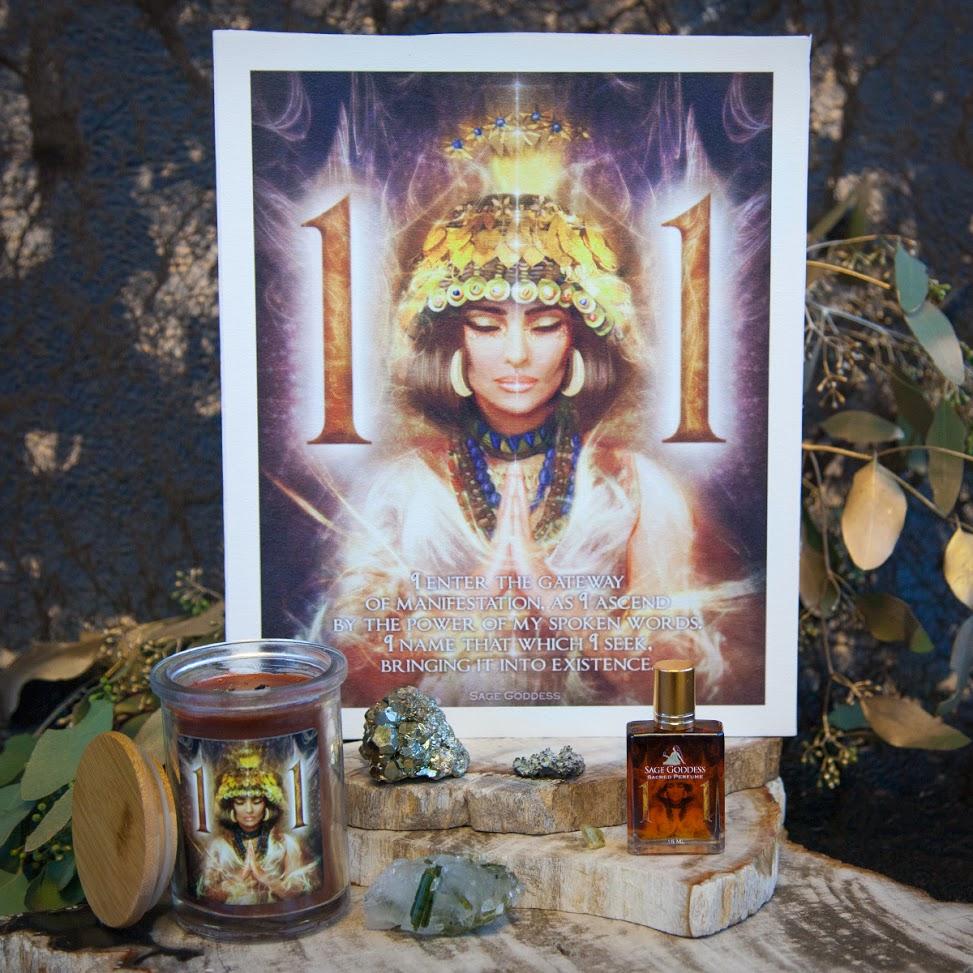 Full Moon Set- Sumerian Manifestation Magic