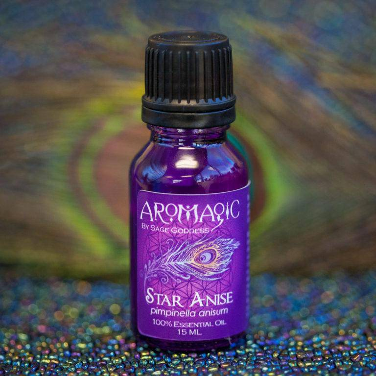 Star Anise Essential Oil for prosperity and psychic development