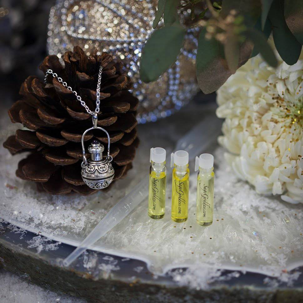 Vinatge Aroma Pendant
