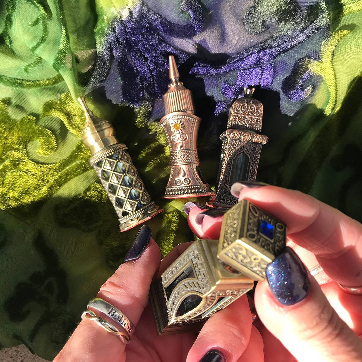 Egyptian Perfume Bottles 1_30