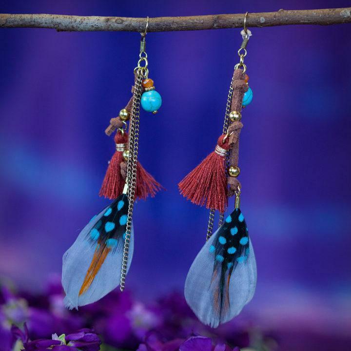 Feather Earrings 5_10