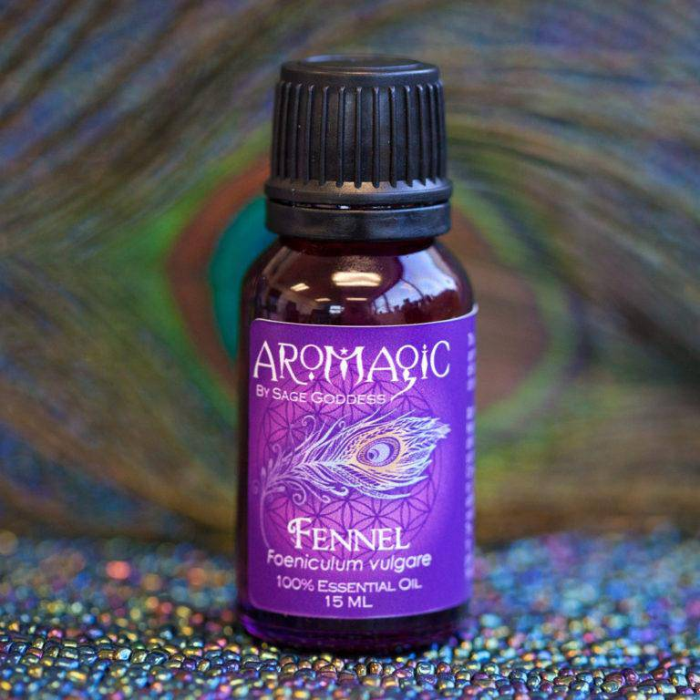 Fennel Essential Oil for sweetness of spirit and positive self-expression