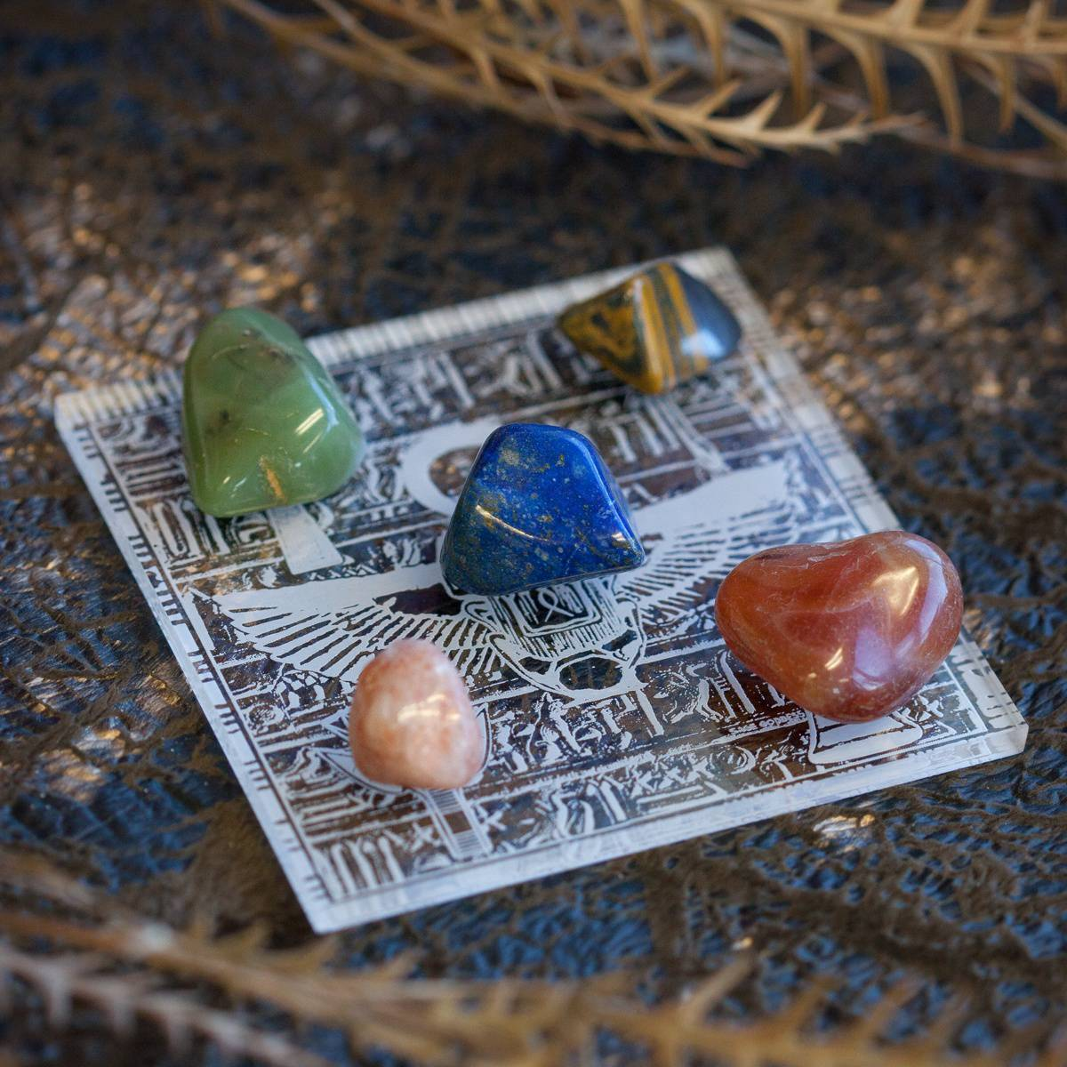 GemWiseClass Tools Stones of immortality, love, and protection 1_15 Primary