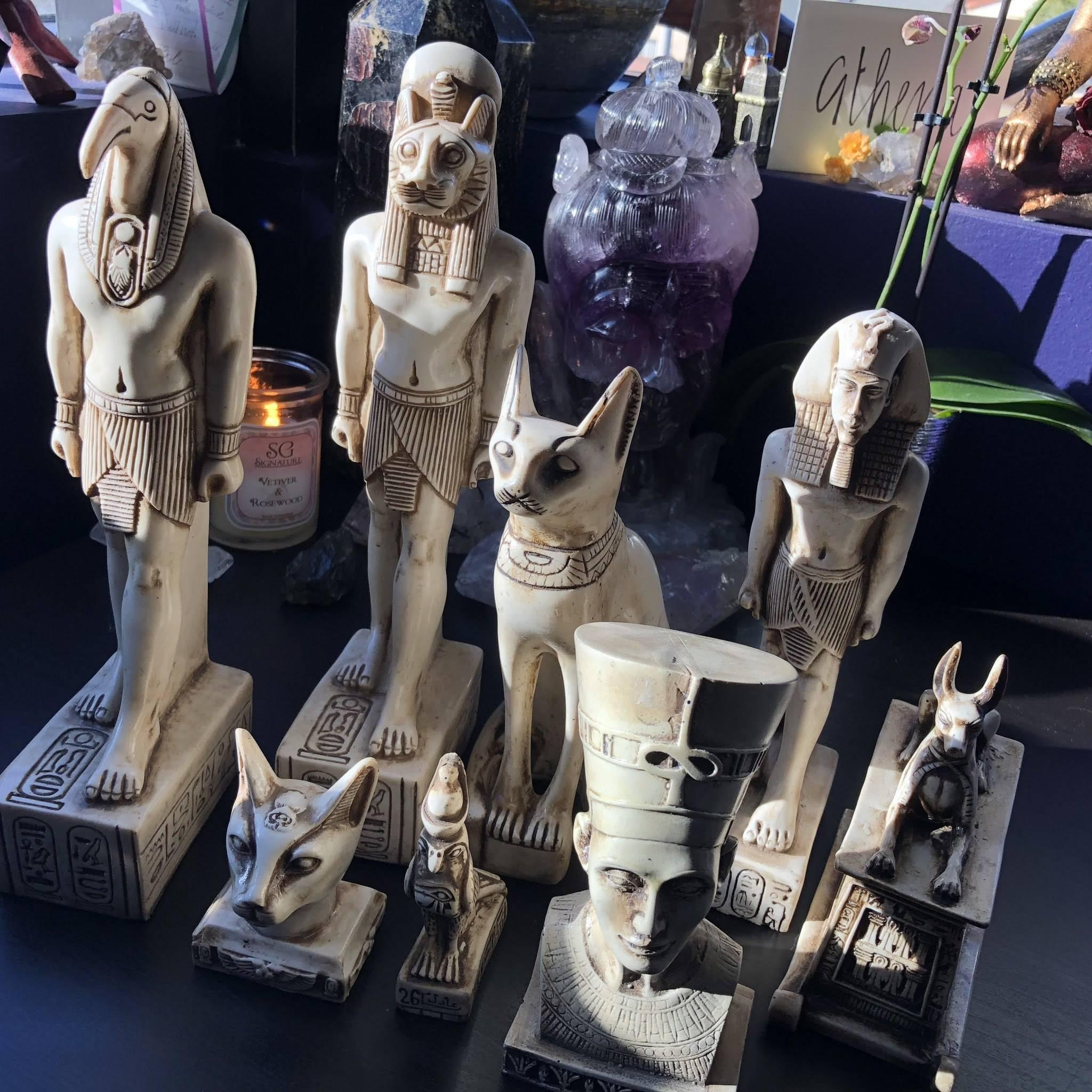 Egyptian Magics Primary