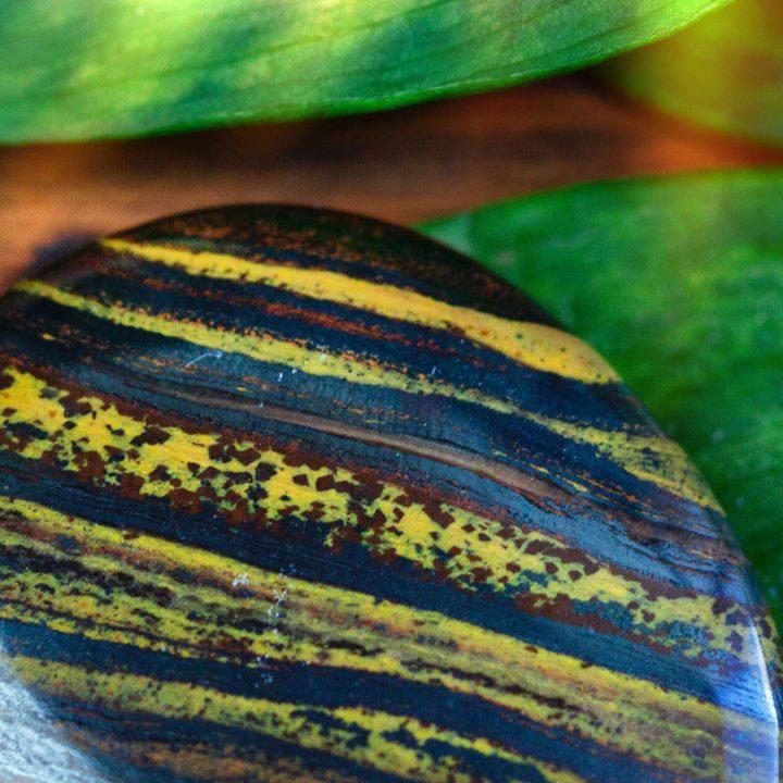 Grounded Protection Mugglestone Palm Stones