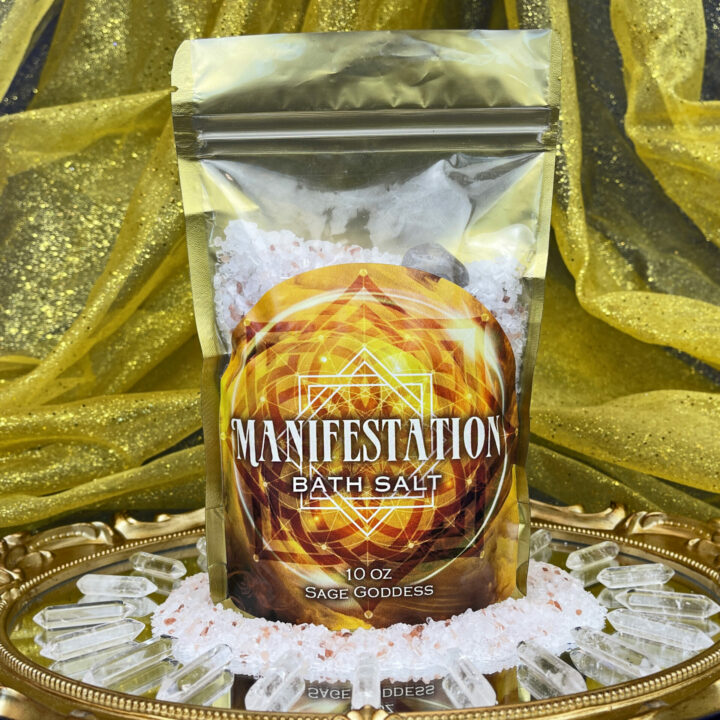 Manifestation Bath Salt
