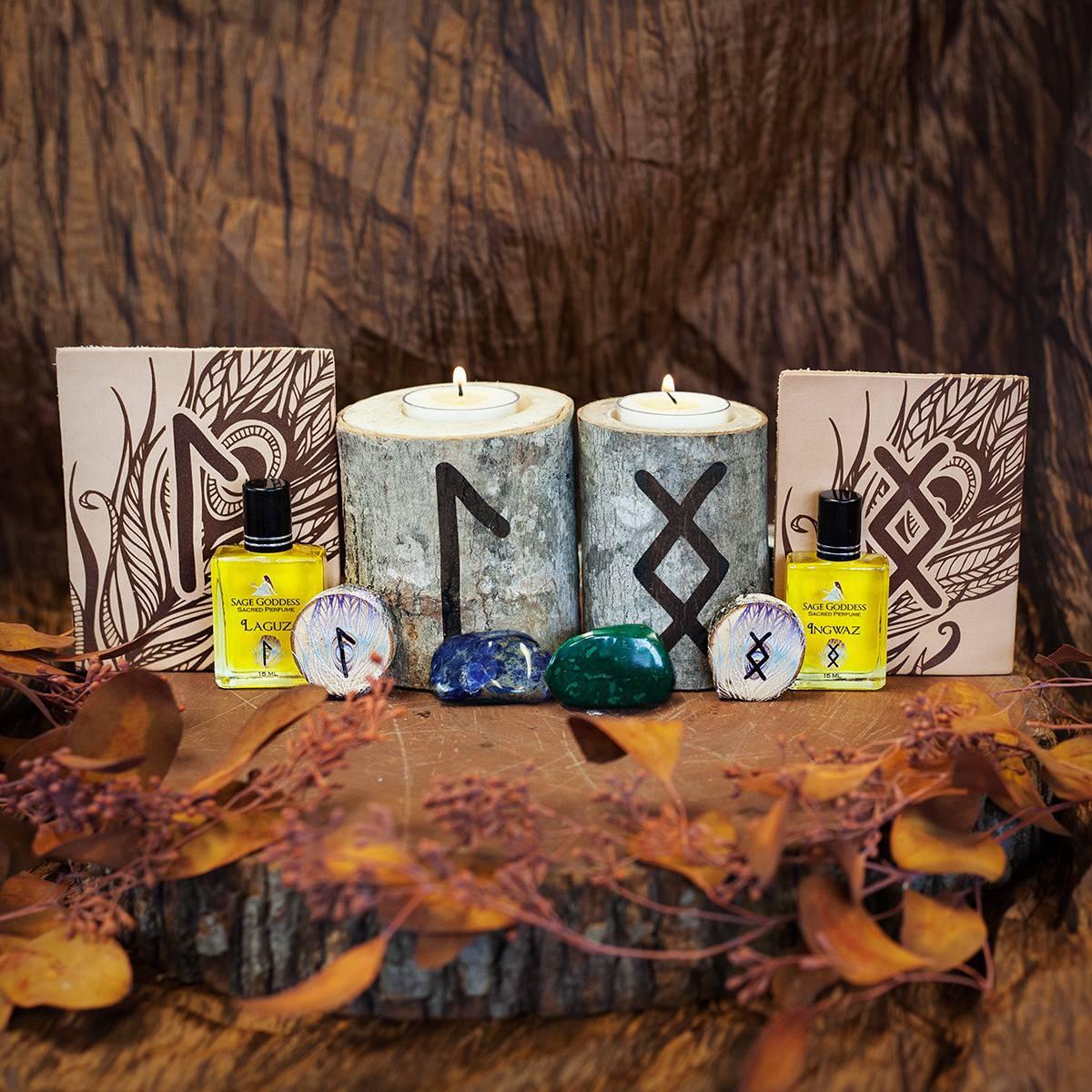 Month of Magic Laguz & Ingwaz Runes 2_1