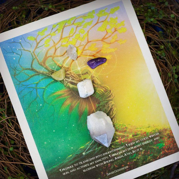 Ostara Tools- Spiritual Activation 2_21 Secondary