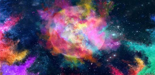 Pure Virgo Full Moon and the Color of Love HOLI Blog