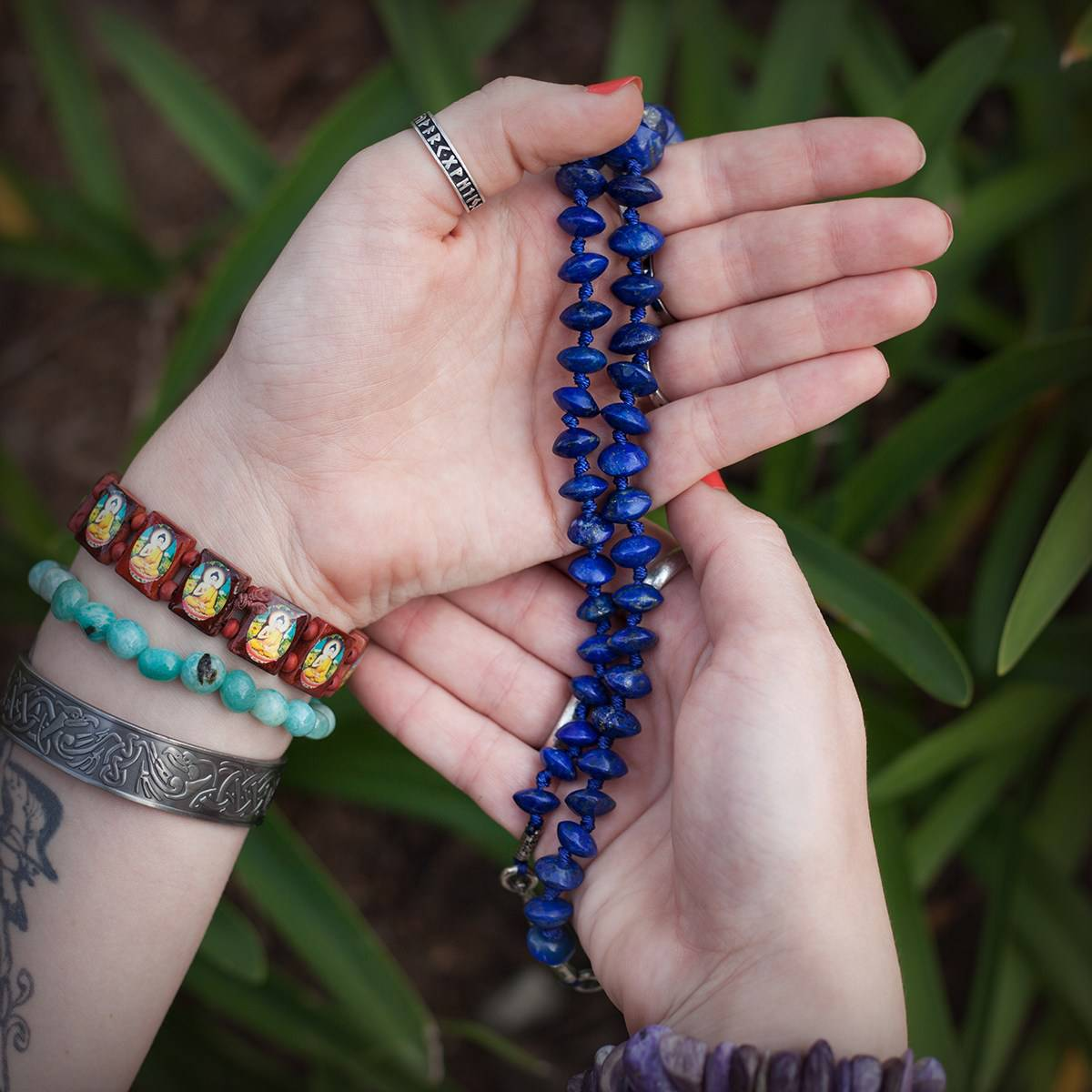 Queen's Necklaces 2_1 warrior