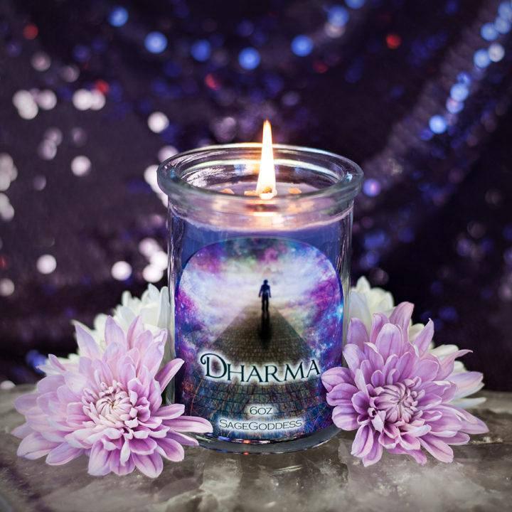 Dharma Candle 3_11